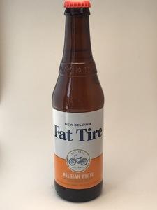 New Belgium - Fat Tire Belgian White (12oz Bottle)